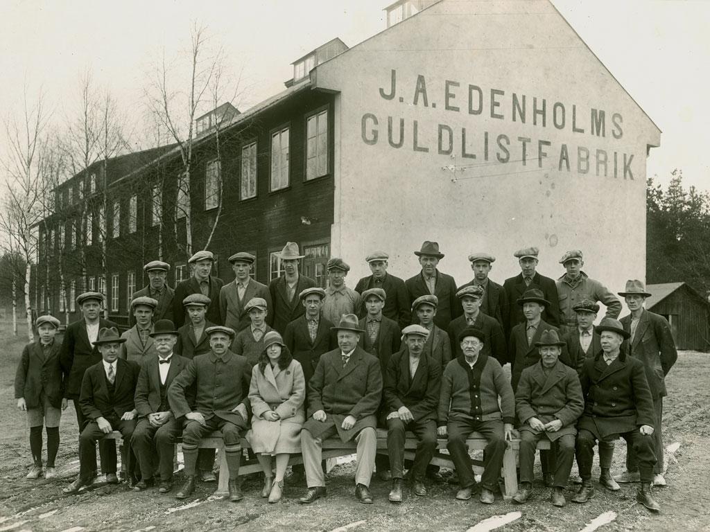 J.A. Edenholms